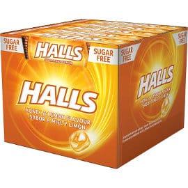 Caramelos Halls Miel y Limón baratos, caramelos baratos, ofertas en supermercado