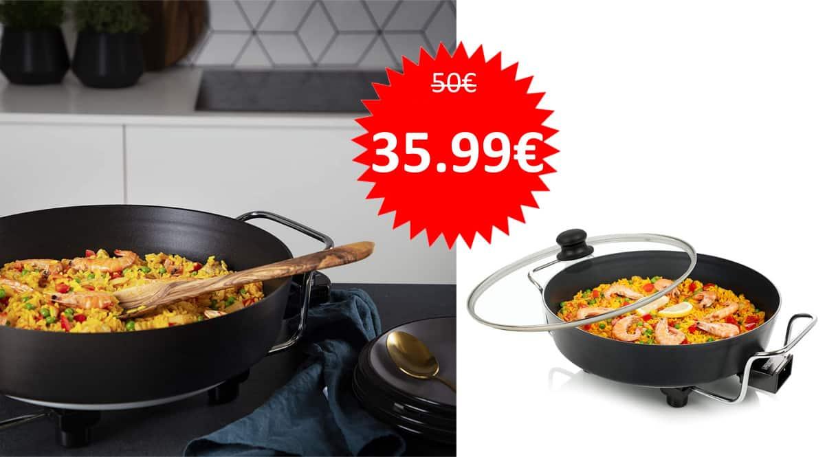 Cazuela eléctrica Princess Multi Wonder Chef Pro barata. Ofertas en menaje del hogar, menaje del hogar barato, chollo