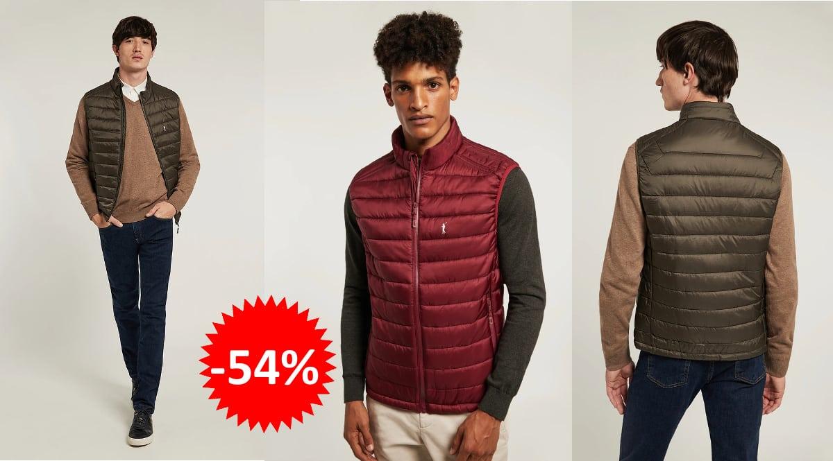 Chaleco Polo Club Rigby England barato, chalecos de marca baratos, ofertas en ropa, chollo