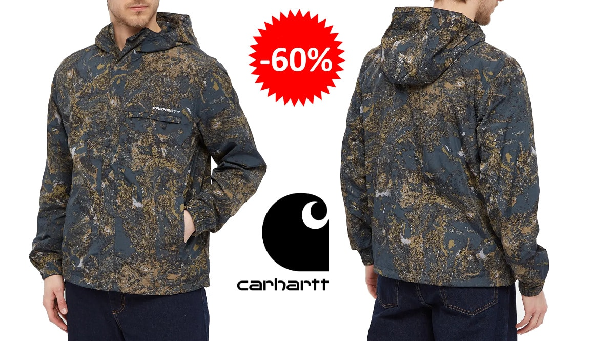 Chaqueta Carhartt Wip Terra barata, ropa de marca barata, ofertas en chaquetas chollo