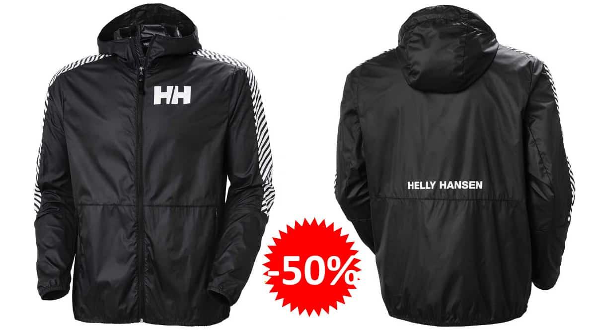 Chaqueta Helly Hansen Active Wind barata, chaquetas de marca baratas, ofertas en ropa, chollo