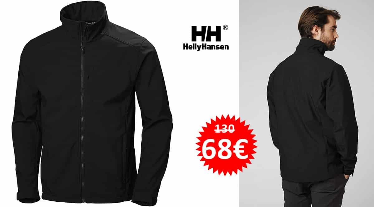 Chaqueta Helly Hansen Paramount barata, chaquetas impermeables de marca baratas, ofertas en ropa, chollo
