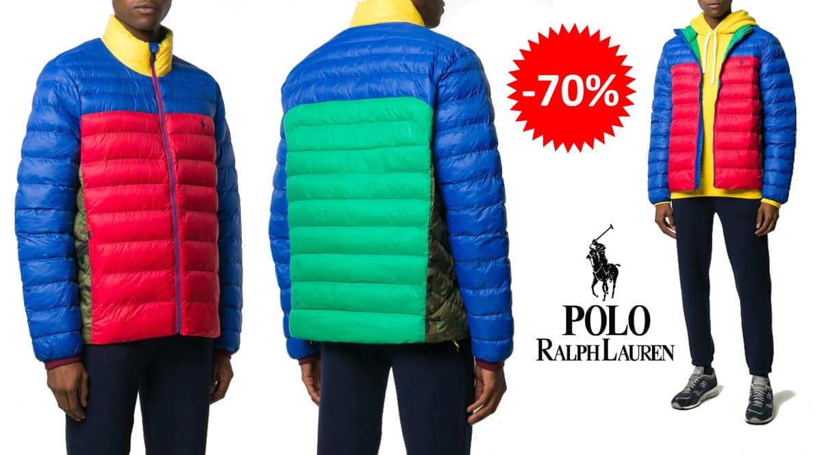Chaqueta Polo Ralph Lauren Terra barata, ropa de marca barata, ofertas en chaquetas chollo