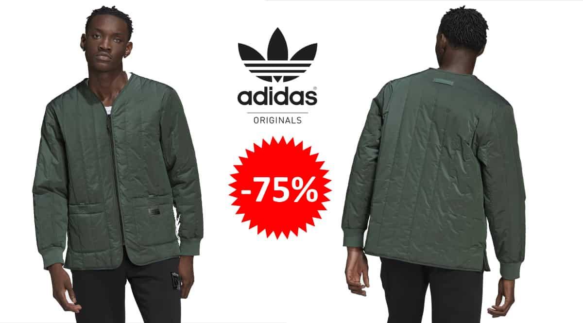 Chaqueta de entretiempo Adidas Originals R.Y.V. barata, ropa de marca barata, ofertas en chaquetas chollo