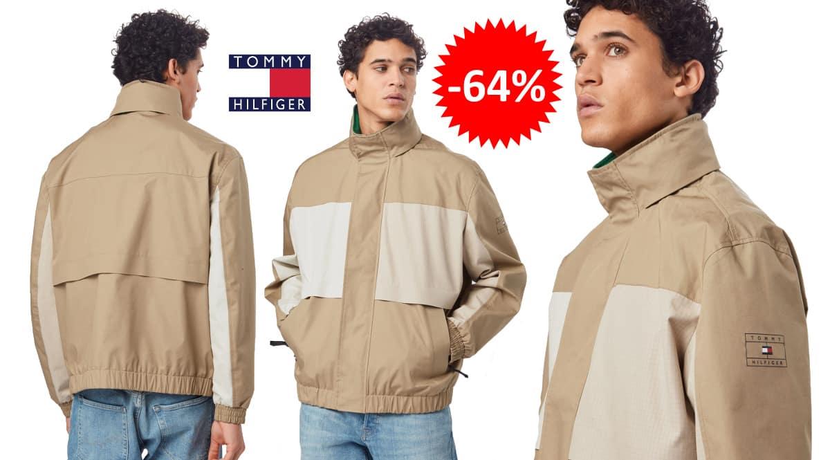 Chaqueta de entretiempo Tommy Hilfiger Icons barata, ropa de marca barata, ofertas en chaquetas chollo