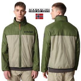 Chaqueta plegable Napapijri Arino barata, ropa de marca barata, ofertas en chaquetas