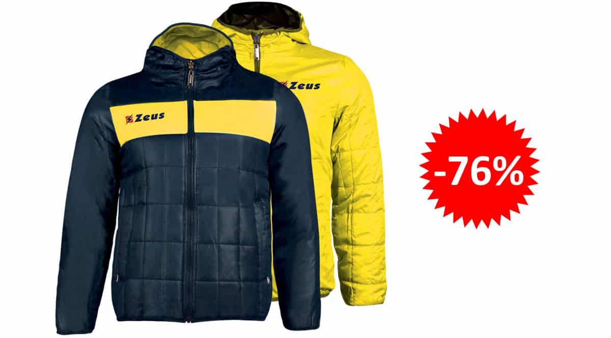 Chaqueta reversible Zeus Giubbotto Apollo barata, ropa de marca barata, ofertas en chaquetas chollo