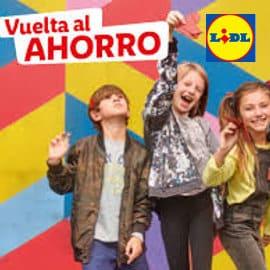 Chollos de Lidl para ahorrar en la Vuelta al cole, ropa para niños barata, ofertas en material escolar