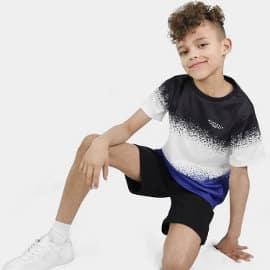 Conjunto de camiseta y pantalón corto McKenzie Mini Warren barato, ropa de marca barata, ofertas para niños