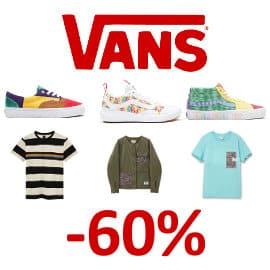 Descuentos en Vans en El Corte Inglés, ropa de marca barata, ofertas en calzado