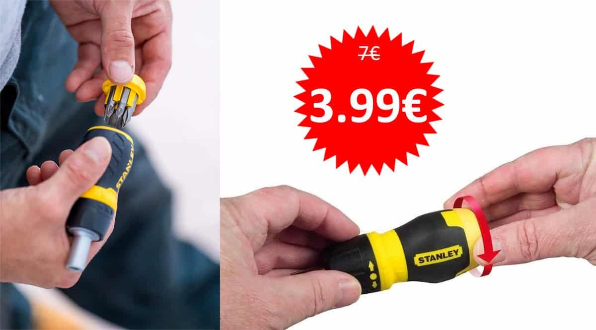 Destornillador Stanley 0-66-358 barato. Ofertas en herramientas, herramientas baratos, chollo