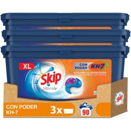 Detergente Skip Ultimate KH7 barato. Ofertas en supermercado