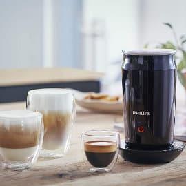 Espumador de leche Philips Milk Twister barato, espumadores de leche de marca baratos, ofertas hogar y cocina