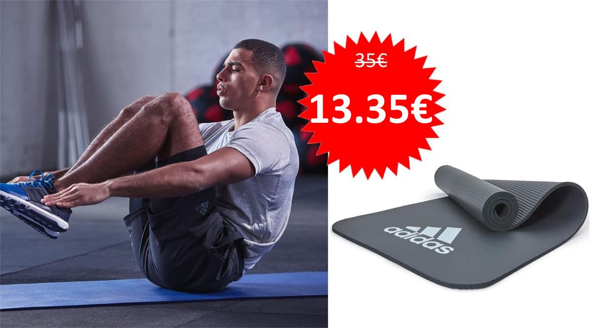 Esterilla colchoneta Adidas Fitness Mat barata. Ofertas en material deportivo, material deportivo barato,chollo