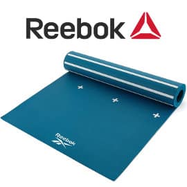 Esterilla reversible Reebok barata, colchonetas baratas, ofertas en material deportivo