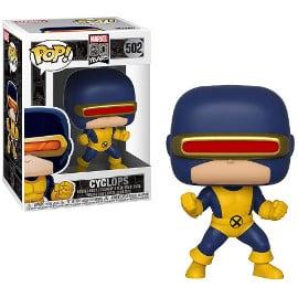 ¡Precio mínimo histórico! Funko Marvel 80th Cyclops sólo 7.95 euros. Mitad de precio.