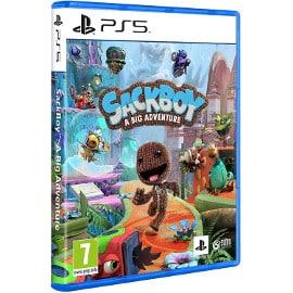 ¡¡Chollo!! Juego Sackboy: Una aventura a lo grande, para PlayStation 5, sólo 24.96 euros. 64% de descuento.