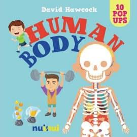 Libro infantil pop up en inglés Human Body barato, libros baratos, ofertas para niños