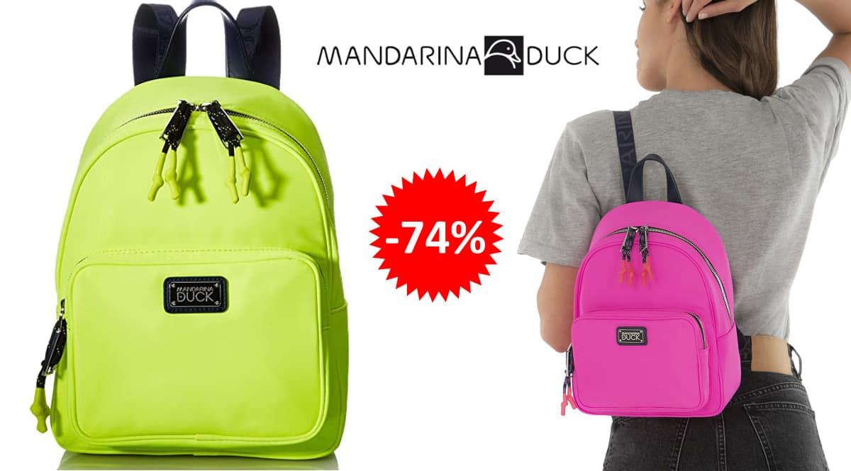 Mochila Mandarina Duck Style barata, mochilas baratas, ofertas en complementos chollo