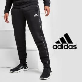 Pantalones de chándal Adidas Football Fleece baratos, ropa de marca barata, ofertas en pantalones