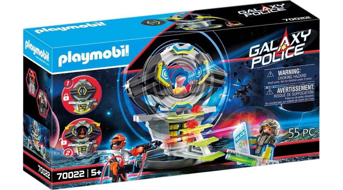 Playmobil Galaxy Police Caja Fuerte con Código Secreto barata, juguetes baratos, ofertas para niños chollo