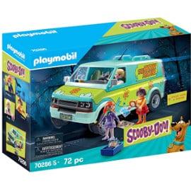 ¡¡Chollo!! Playmobil – La Máquina del Misterio Scooby Doo sólo 32 euros.