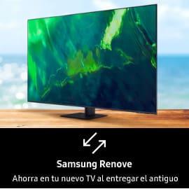Promoción televisores Samsung Renove