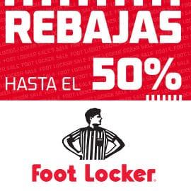 Rebajas en Foot Locker, ropa de marca barata, ofertas en calzado