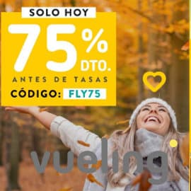 Reserva tus vuelos baratos con Vueling, billetes de avión baratos, ofertas en viajes,