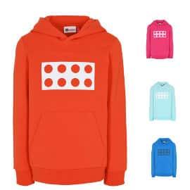 Sudadera de capucha Lego Wear barata, sudaderas de marca baratas, ofertas en ropa para niños