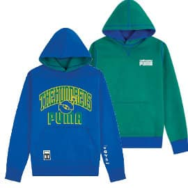 Sudadera reversible Puma x The Hundreds barata, ropa de marca barata, ofertas en sudaderas