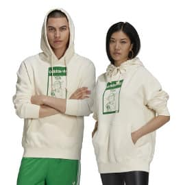 Sudadera unisex Adidas x Yoda barata, ropa de marca barata, ofertas en sudaderas