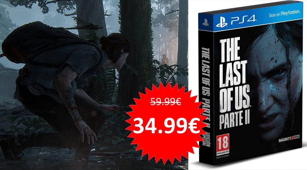 Videojuego Edición Especial The Last of Us Parte II barato. Ofertas en videojuegos, videojuegos baratos, chollo