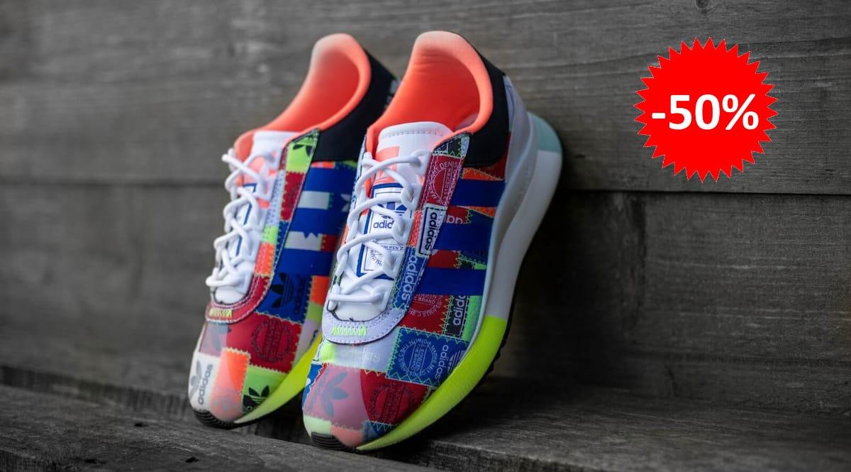 Zapatillas Adidas SL Andridge para mujer baratas, calzado de marca barato, ofertas en zapatillas chollo