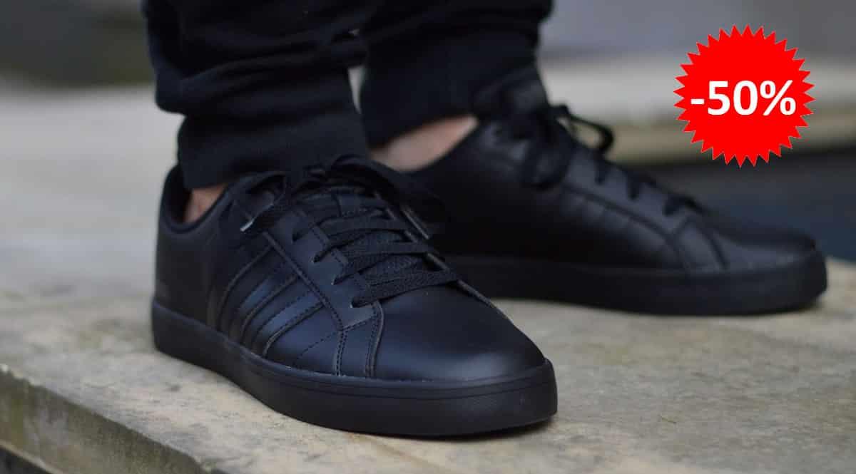 Zapatillas Adidas VS Pace baratas, calzado de marca barato, ofertas en zapatillas chollo