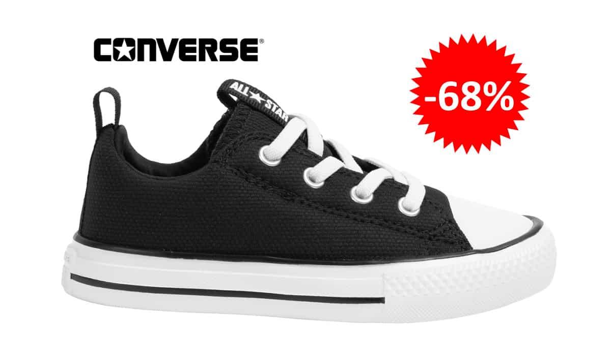 Zapatillas Converse Chuck Taylor All Star Superplay para niños baratas, calzado de marca barato, ofertas para nños chollo