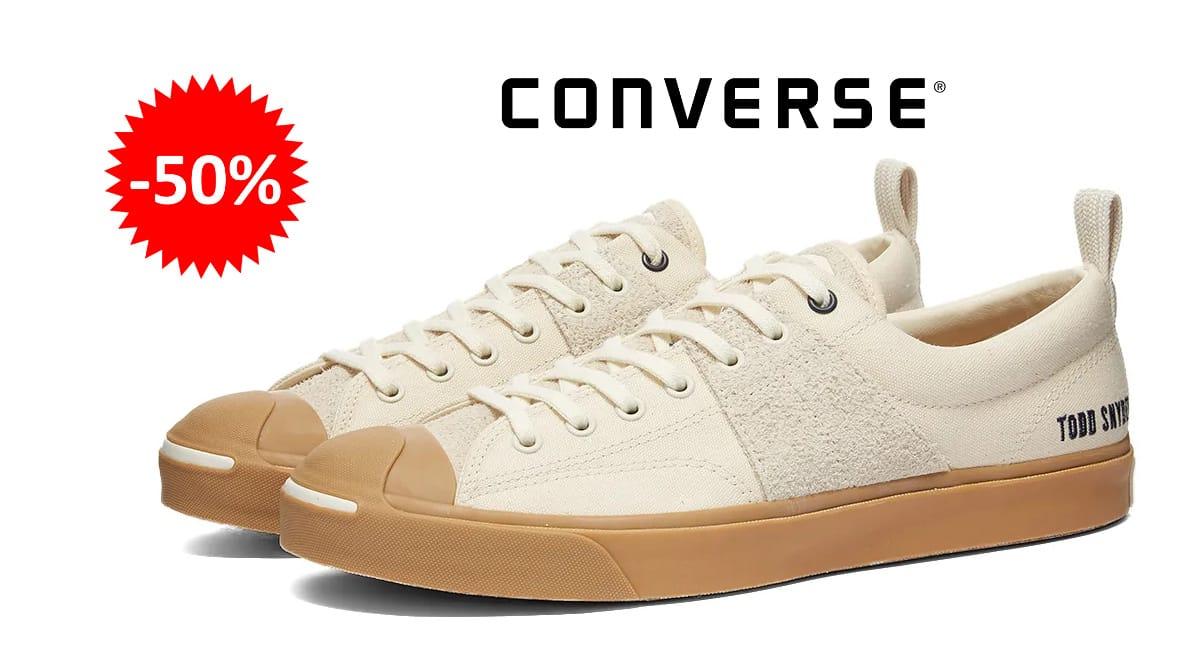 Zapatillas Converse x Todd Snyder baratas, calzado de marca barato, ofertas en zapatillas chollo
