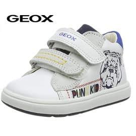 Zapatillas Geox B Biglia Boy D para niños baratas, calzado de marca barato, ofertas para niños