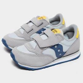 Zapatillas Saucony Jazz para bebé baratas, calzado de marca barato, ofertas para niños
