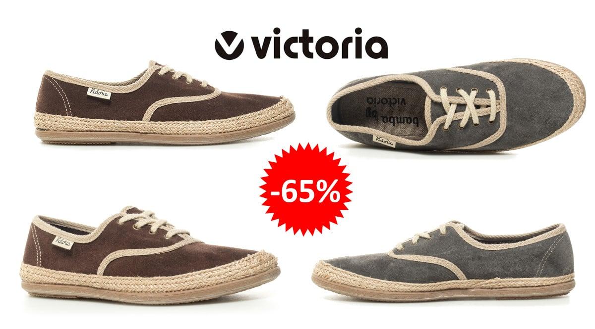 Zapatillas Victoria para mujer baratas, calzado de marca barato, ofertas en zapatillas chollo