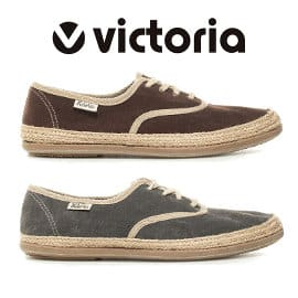 Zapatillas Victoria para mujer baratas, calzado de marca barato, ofertas en zapatillas