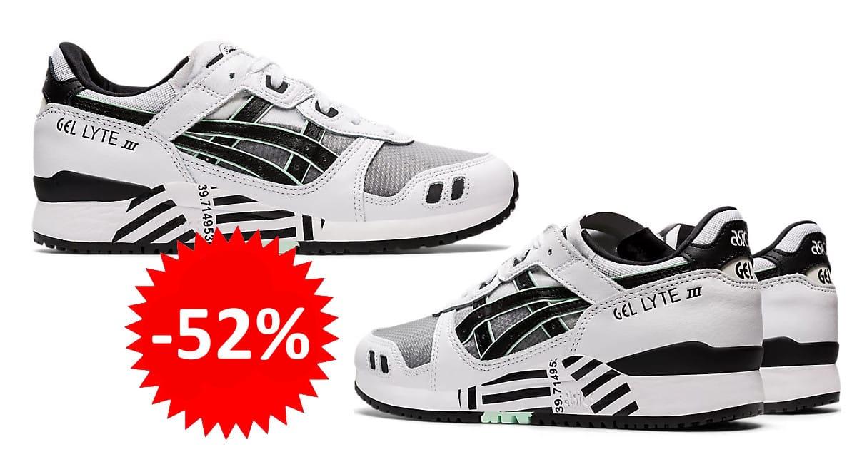 Zapatillas para mujer Asics Gel-Lyte OG III baratas. Ofertas en zapatillas, zapatillas baratas, chollo