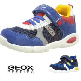 Zapatillas para niño Geox B Pillow Boy A baratas, zapatillas de marca baratas, ofertas en calzado