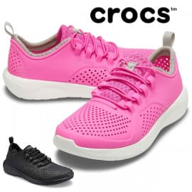 Zapatillas para niños Crocs Literide Pacer K baratas, zapatillas de marca baratas, ofertas en calzado para niño