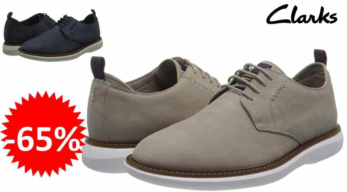 Zapatos Clarks Brantin Low baratos, zapatos de marca baratos, ofertas en calzado, chollo