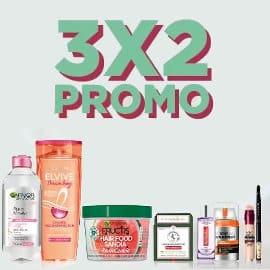 ·x2 en artículos Lóreal de cuidado personal, cremas y artículos de belleza baratos, ofertas supermercado