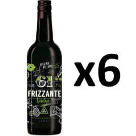 6 botellas de Verdejo Frizzante Sesenta y Uno baratas. Ofertas en vino, vino barato