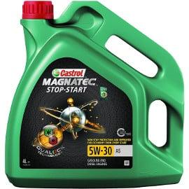 ¡¡Chollo!! Aceite de motor Castrol MAGNATEC STOP-START 5W-30 A5, 4L, sólo 23 euros.