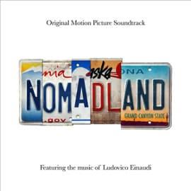 ¡Precio mínimo histórico! CD Banda Sonora de Nomadland sólo 6.99 euros. 59% de descuento.