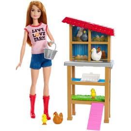 Barbie Quiero ser Granjera barata, juguetes baratos, ofertas para niños
